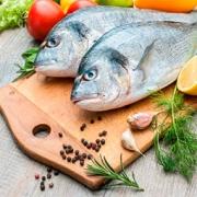 pescado y dieta